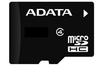 A-DATA micro SDHC 32 GB class 4 (AUSDH32GCL4-R)