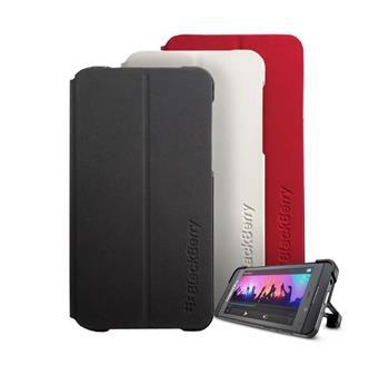 ACC-49284-202 BlackBerry Flip Pouzdro Pocket pro Z10 White (EU Blister)