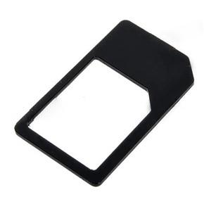 Adaptér pro Micro SIM Karty Black (EU Blister)