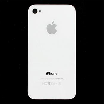 Apple biely zadný kryt iPhone 4