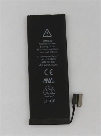 Apple iPhone 5 Baterie 1440mAh li-Pol (Bulk) (2500008337429)