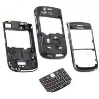 BlackBerry 9650 Black Komplet Kryt vč. Klávesnice