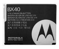 BX40 Motorola baterie 740mAh Li-Ion (Bulk) (RAZE2 V8, Moto U9,ZN5)