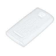 CC-1006 Nokia 5250 Silikonové pouzdro White (EU Blister)
