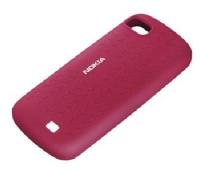 CC-1014 Nokia C3-01 Silikonové pouzdro Red (EU Blister)