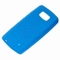 CC-1022 Nokia 700 Silikonové pouzdro Blue (EU Blister)