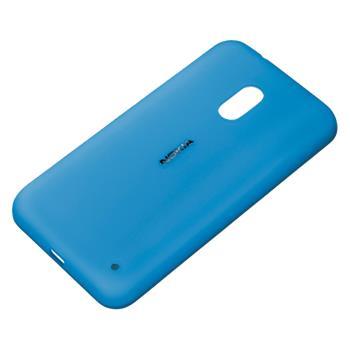 CC-3057 Nokia Lumia 620 Ochranný Kryt Cyan (EU Blister)