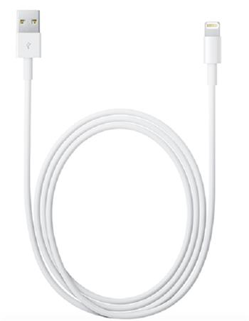 Datový kábel Apple Lightning White OEM