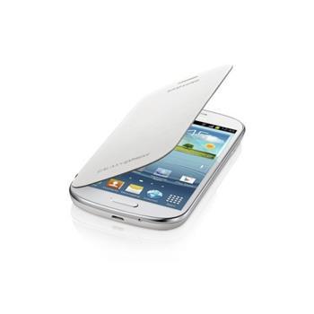 EF-FI873BWE Samsung Flip Pouzdro pro Galaxy Express (i8730) White (EU Blister)