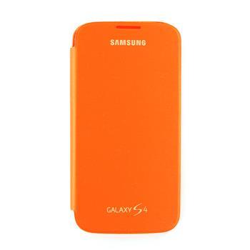EF-FI950BOE Samsung Flip Pouzdro pro Galaxy S4 i9500/i9505 Orange (EU Blister)