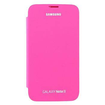 EFC-1J9FP Samsung Flip Pouzdro pro Note 2 (N7100) Pink