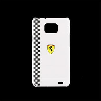 FEFOG2W Ferrari Formula Zadní Kryt White pro Samsung i9100/i9105