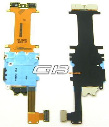 Flex kábel Nokia 8800 Arte, Sapphire Arte flex + doska klávesnice