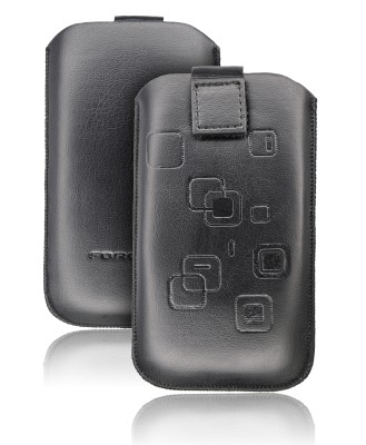 ForCell Slim Pouzdro Black pro iPhone 5