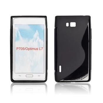 ForCell Zadní Kryt Lux S Black pro LG L7