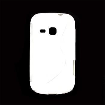 ForCell Zadní Kryt Lux S White pro Samsung S6500