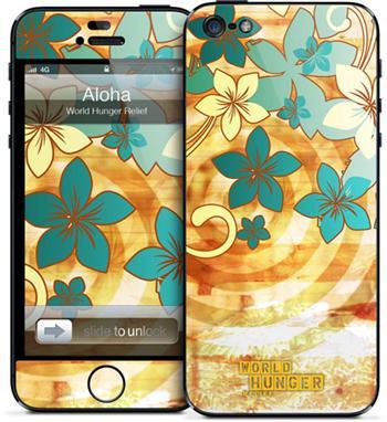 GelaSkins Aloha iPhone 5/5S/SE