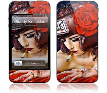 GelaSkins Bloody Knuckles iPhone 5