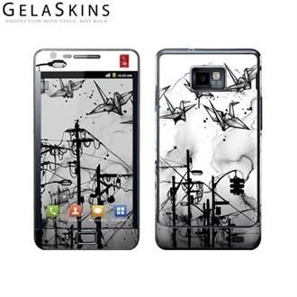GelaSkins Cable Cranes Samsung Galaxy SII I9100