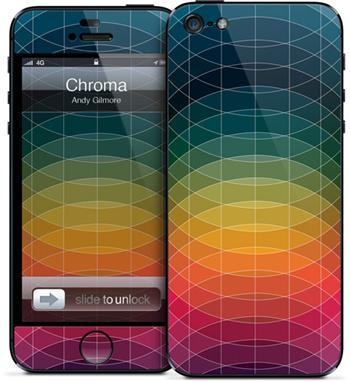 GelaSkins Chroma iPhone 5