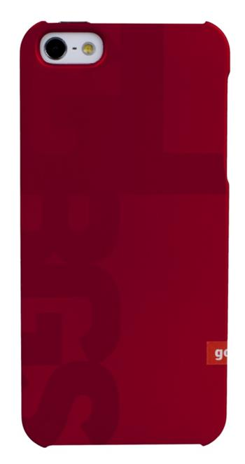 GOLLA zadní kryt pro Apple iPhone 5 Wayne G1414 Red