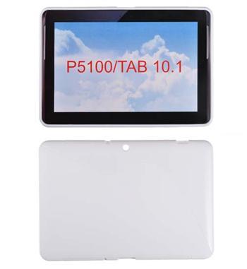 "Gumené puzdro Samsung Galaxy Tab P5100/P5110 10,1"" Biele"