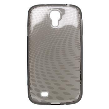 Gumené puzdro Samsung i9500 Galaxy S IV (S4) šedá