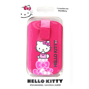 HKBBPUP2P Hello Kitty Pastel2 Universal Pouzdro Pink (EU Blister)