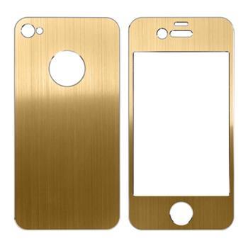 Hliníkový skin na iPhone 4/4S