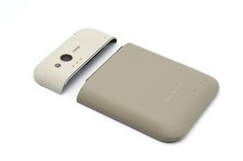 HTC Rhyme Grey Kryt Anteny a Kamery