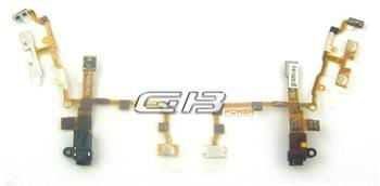 iPhone 3GS Flex kabel s Jackem 3,5mm Black