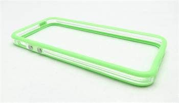 iPhone 5 OEM Bumper Green Transparent