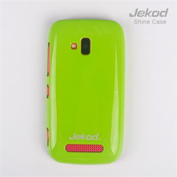 JEKOD Shiny Pouzdro Green pro Nokia Lumia 610
