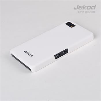 JEKOD Super Cool Pouzdro Biele pro BlackBerry Z10