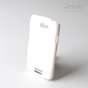 JEKOD Super Cool Pouzdro Biele pro HTC ONE S + ochranná fólia na displej