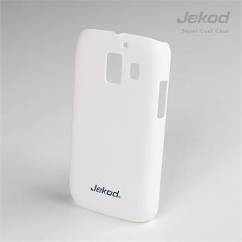 JEKOD Super Cool Pouzdro Biele pro Huawei Ascend Y200T