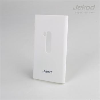 JEKOD Super Cool Pouzdro Biele pro Nokia Lumia 920