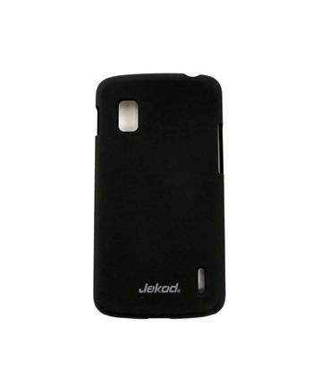 JEKOD Super Cool Pouzdro Black pro LG E960 Optimus Nexus