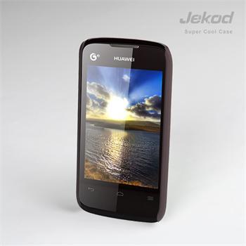 JEKOD Super Cool Pouzdro Brown pro Huawei Ascend Y200T