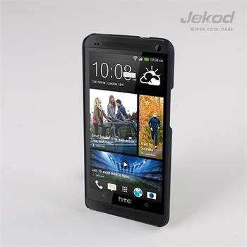 JEKOD Super Cool Pouzdro Čierne pro HTC ONE/M7