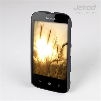 JEKOD Super Cool Pouzdro Čierne pro Nokia Lumia 510