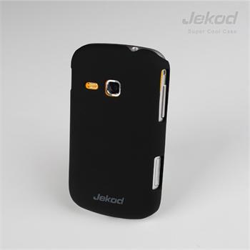 JEKOD Super Cool Pouzdro Čierne pro Samsung S6500 Galaxy mini2