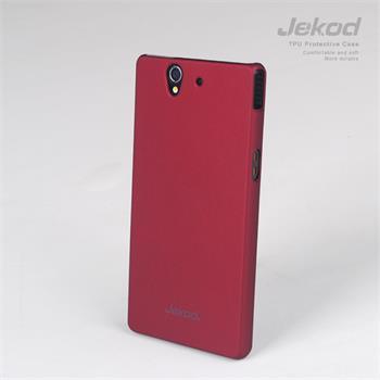 JEKOD Super Cool pouzdro Red pro Sony Xperia Z L36i