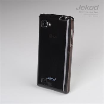 JEKOD TPU Ochranné Pouzdro Čierne pro LG P880 4X HD