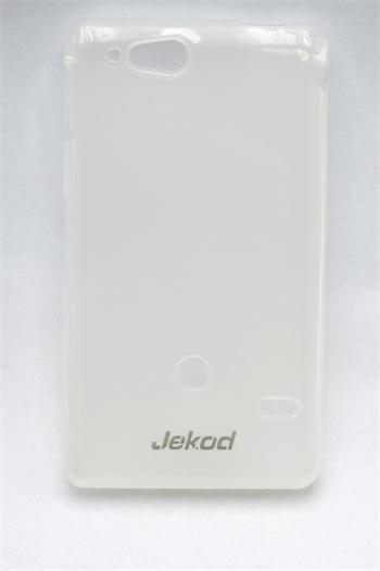 JEKOD TPU Ochranné Pouzdro White pro Sony Xperia GO (ST27i)