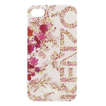 KENZO Zadní Kryt Chiara Blanche pro iPhone 4/4S (EU Blister)