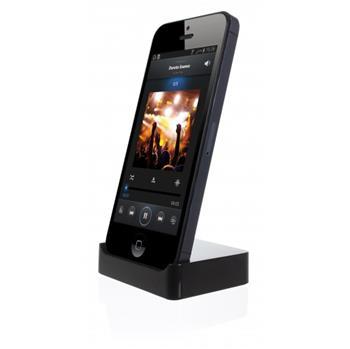 KitSound Dobíjecí Dokovací Stanice pro iPhone 5/5S (EU Blister)