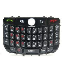 Klávesnice BlackBerry 8900 Black Qwerty