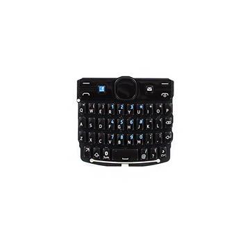 Klávesnice ENG Nokia Asha 205 Dark Rose