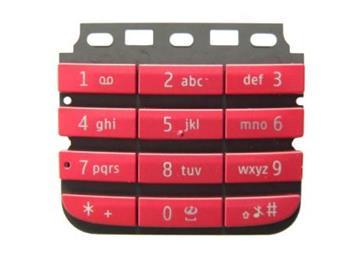 Klávesnice Nokia 300 Asha Red